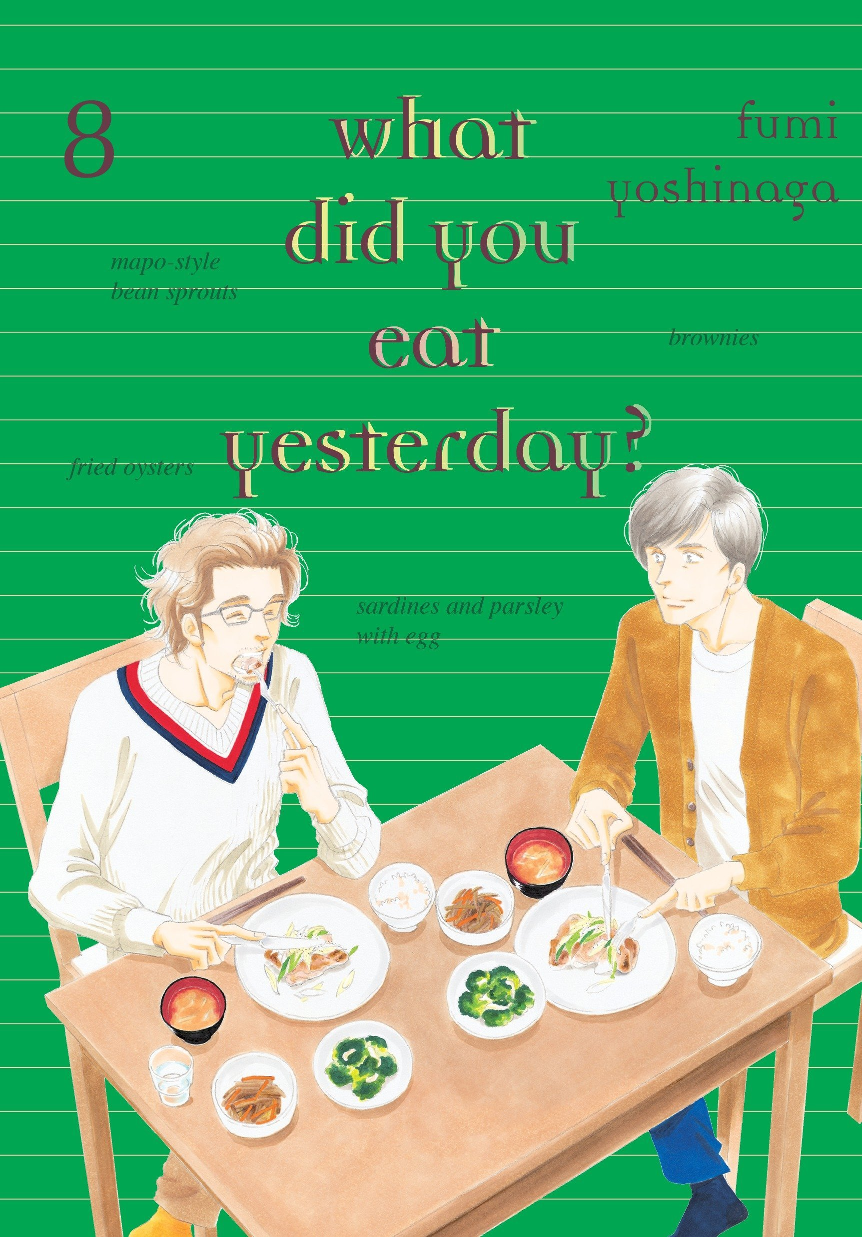 Download What Did You Eat Yesterday, Vol. 8 ebook