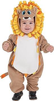 LLOPIS - Disfraz Bebe leonloco: Amazon.es: Juguetes y juegos