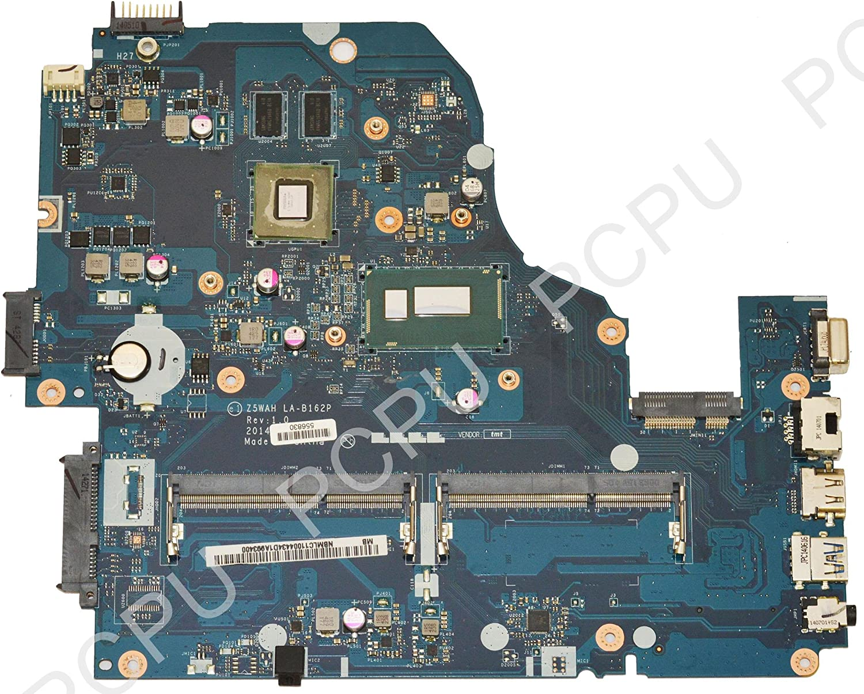 NB.MLC11.004 Acer Aspire E5-571G / V3-572G Laptop Motherboard w/Intel i5-4210U 1.7GHz CPU
