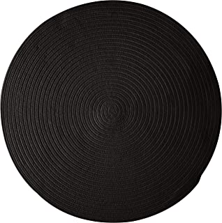 product image for Colonial Mills Bristol Area Rug 11x11 Black