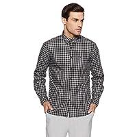 Arrow Sports Men's Checkered Slim Fit Casual Shirt