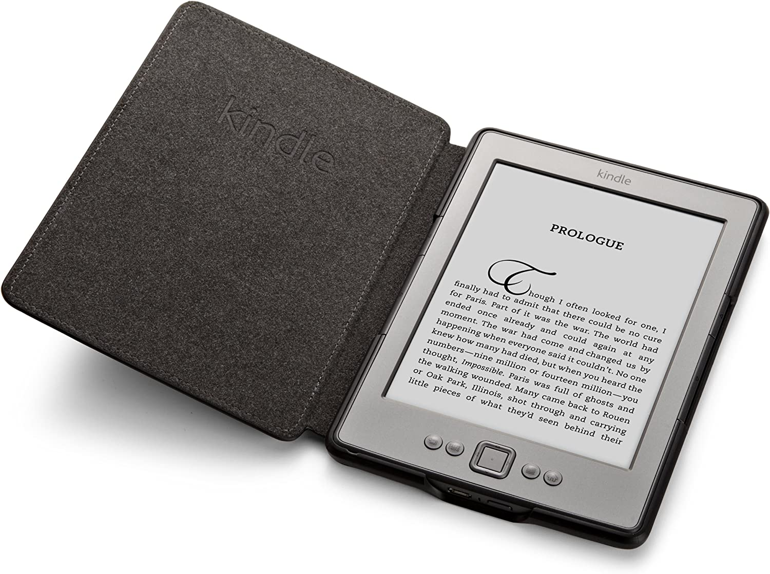 Olive Green Kindle Leather Cover does not fit Kindle Paperwhite