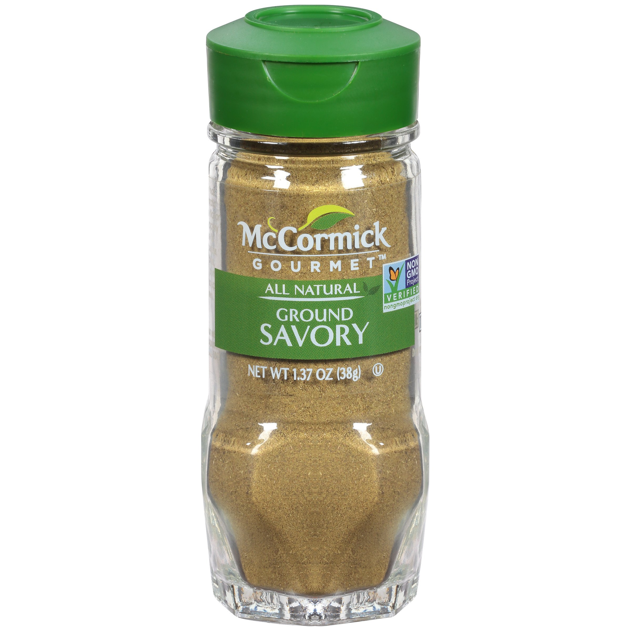 McCormick Gourmet All Natural Ground Savory, 1.37 oz