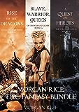 Morgan Rice: Epic Fantasy Bundle (English Edition)