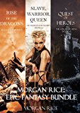 Morgan Rice: Epic Fantasy Bundle (English Edition)