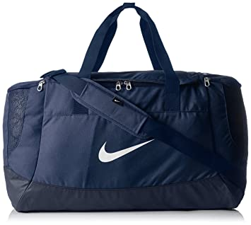 Nike Tasche Club Team Swoosh Duffel Bolsa de Deporte, Hombre