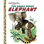 The Saggy Baggy Elephant (Little Golden Book)