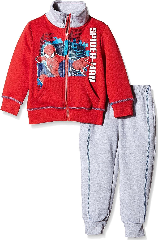Disney, Chandal Spiderman - Chándal Infantil: Amazon.es: Ropa y ...