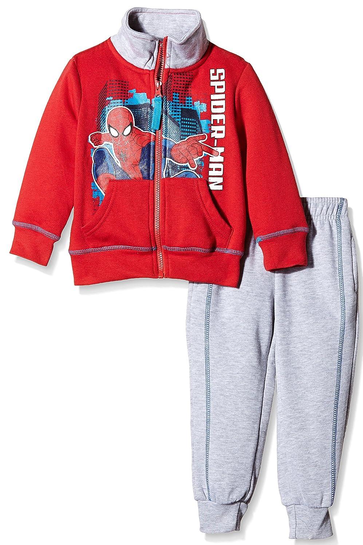 Disney Unisex Kinder Trainingsanzug Chandal Spiderman HO1250