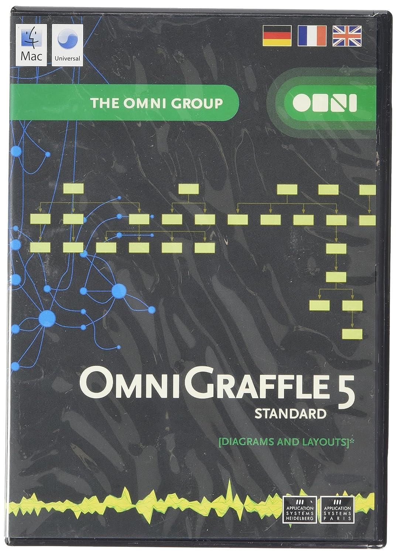 OmniGraffle 7 - Store - The Omni Group
