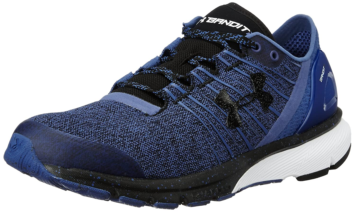 Under Armour Women's Charged Bandit 2 Cross-Country Running Shoe B01GPKG0OS 7 M US|Deep Periwinkle (178)/White