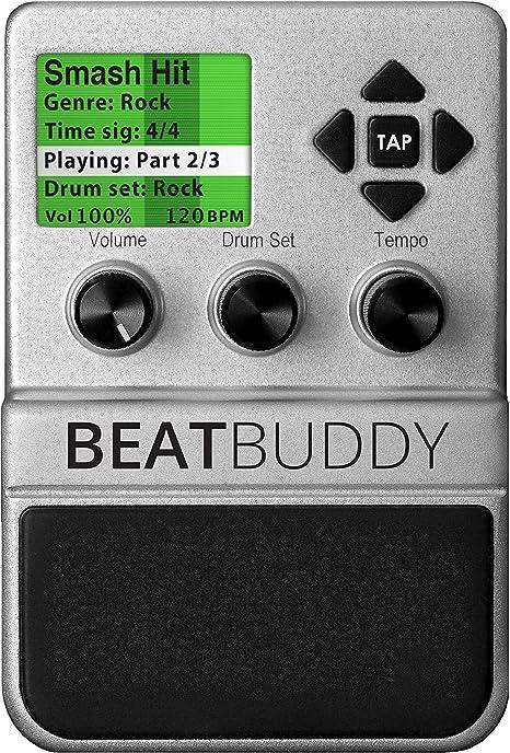 Singular sonido beatbuddy Stompbox carga lavadora: Amazon.es ...