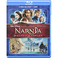 The Chronicles of Narnia: Prince Caspian [Blu-ray + DVD] (Bilingual) [Importado]