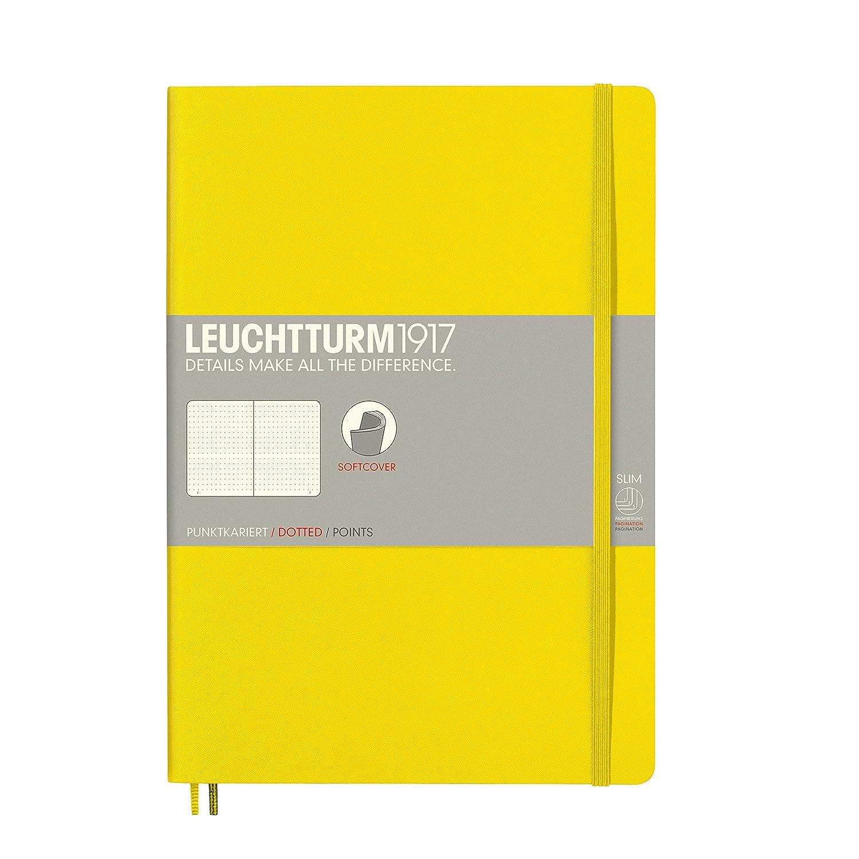 Nero taccuino copertina morbida A puntini Medium Leuchtturm1917 A5