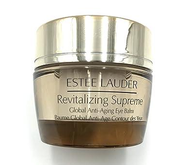 8a5426a42334 Amazon.com  Estee Lauder Revitalizing Supreme Global Anti-Aging Eye Balm  10ml .34 oz