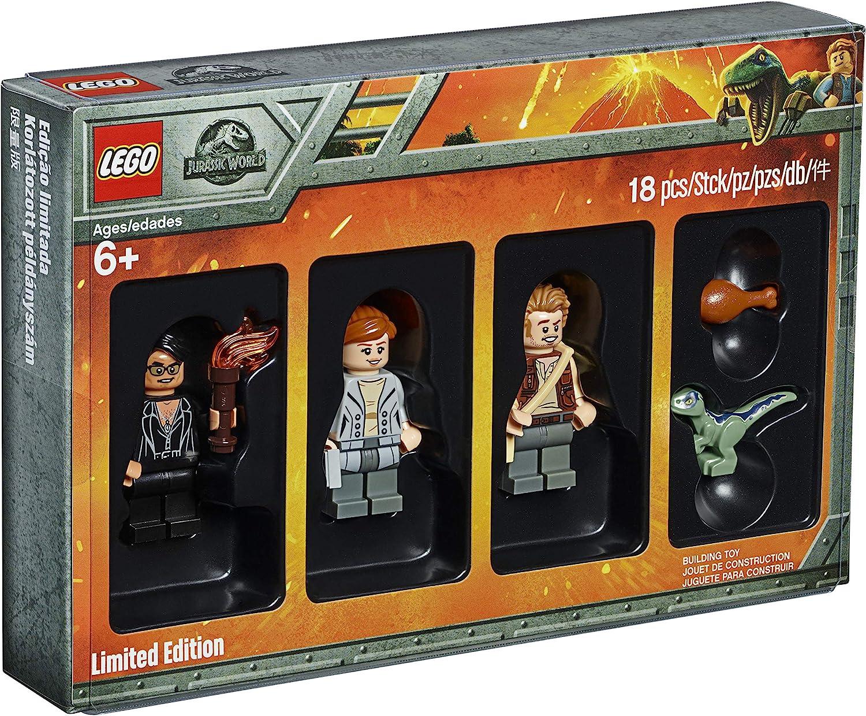 LEGO 2018 Bricktober Jurassic World Minifigure Set 2/4