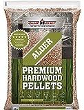 Camp Chef Bag of Premium Hardwood Alder Pellets for Smoker, 20 lb.