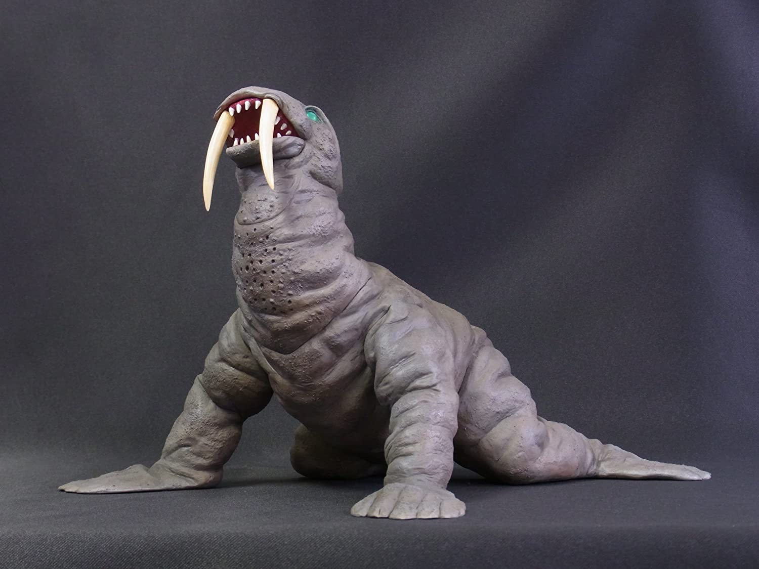 Toho 30cm Series Gorath Maguma Partly Assembly Needed Complete