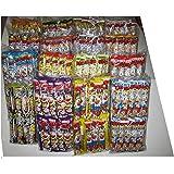 うまい棒やおきん600本 16種類+お好み4種類(各30本)梅鶴オリジナルセット