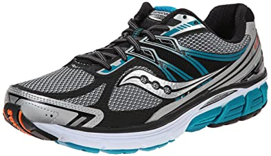 saucony running shoes for men