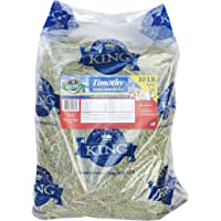 Alfalfa King Double Compressed Timothy Hay Pet Food, 12 by 18 by 8-Inch