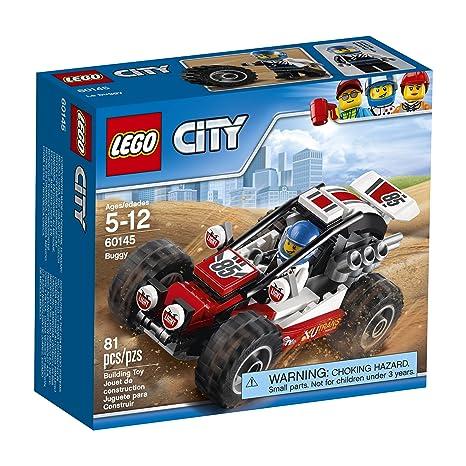 Amazon Lego City Great Vehicles Buggy 60145 Building Kit Toys