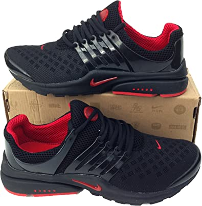 Nike Air Presto Rougenoir pour homme Taille 43 Tennis
