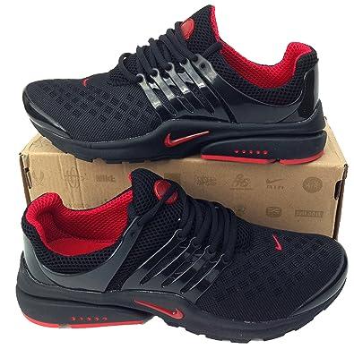 plus récent d512e 23531 Nike Air Presto Rouge/Noir pour Homme Taille 43 Tennis ...