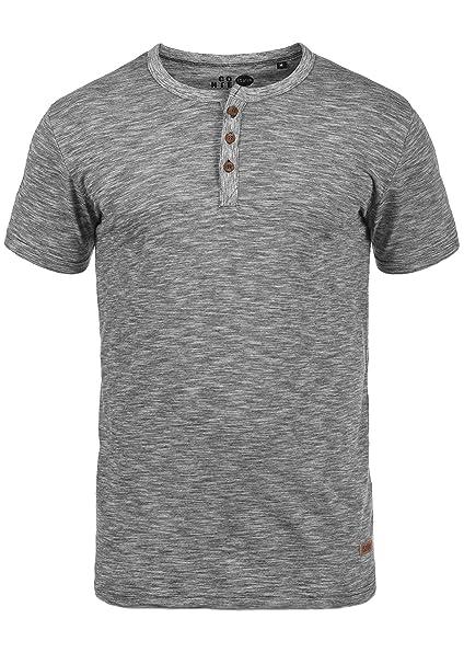 Solid Sigos - Camiseta para Hombre, tamaño:S, Color:Black (