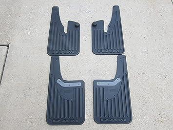 Rear 2 Pack Set of Two Mopar 82211373 Wheel Well Liners