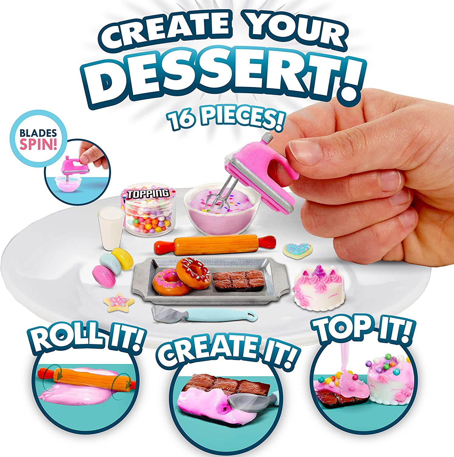 Totally Tiny Fun Food Sets *Choose Your Favourite*
