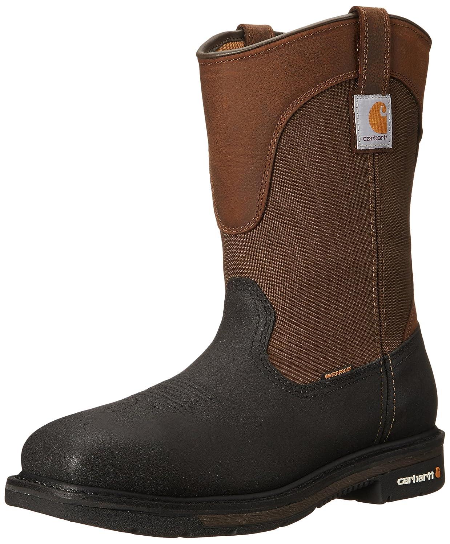 Carhartt メンズ B00OBWS4GA 10.5 D(M) US Brown/Black Leather Brown/Black Leather 10.5 D(M) US