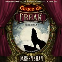 Vampire Mountain: Cirque du Freak: The Saga of Darren, Book 4