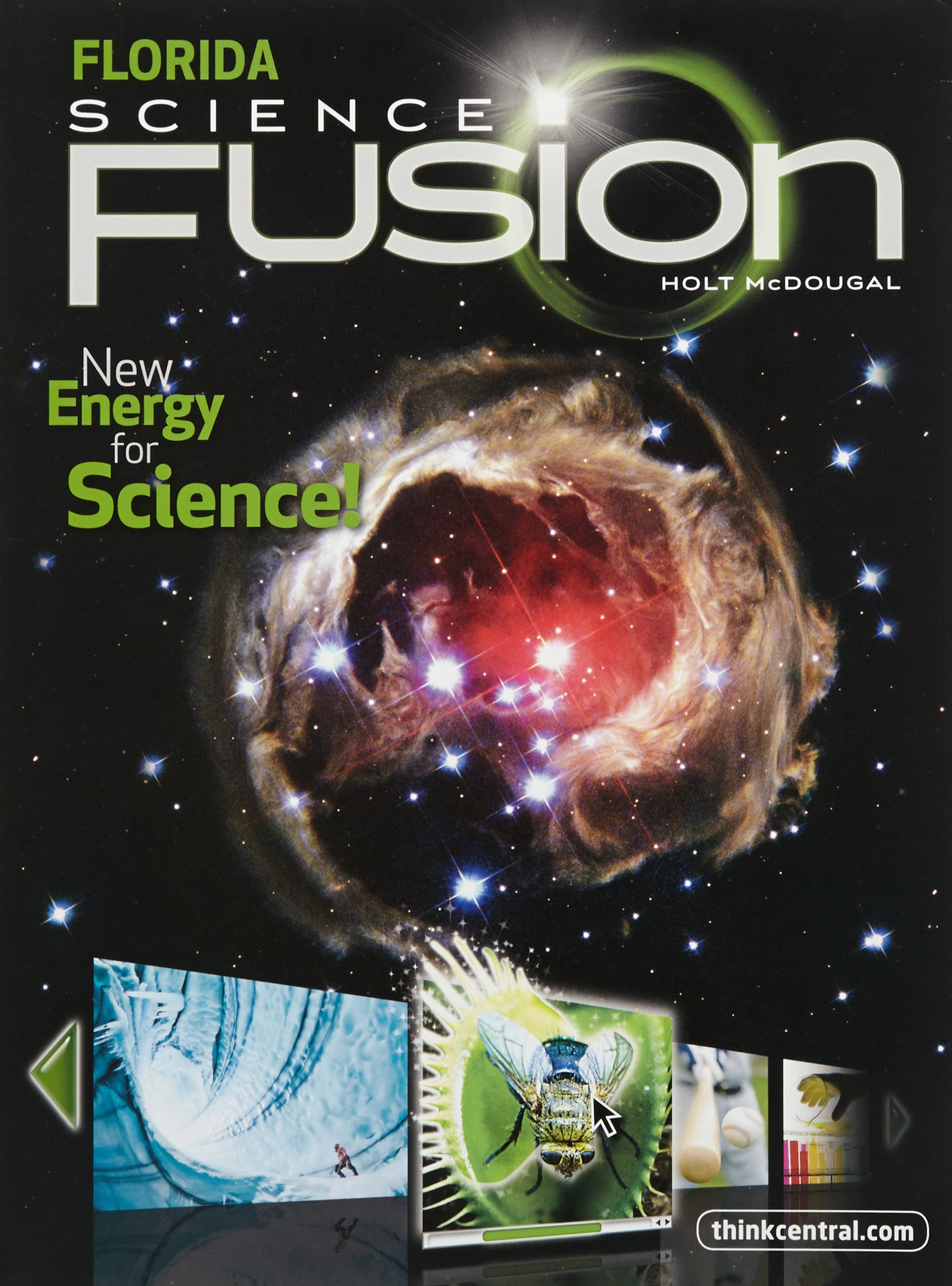 Holt McDougal Science Fusion Florida: Student Edition Interactive ...