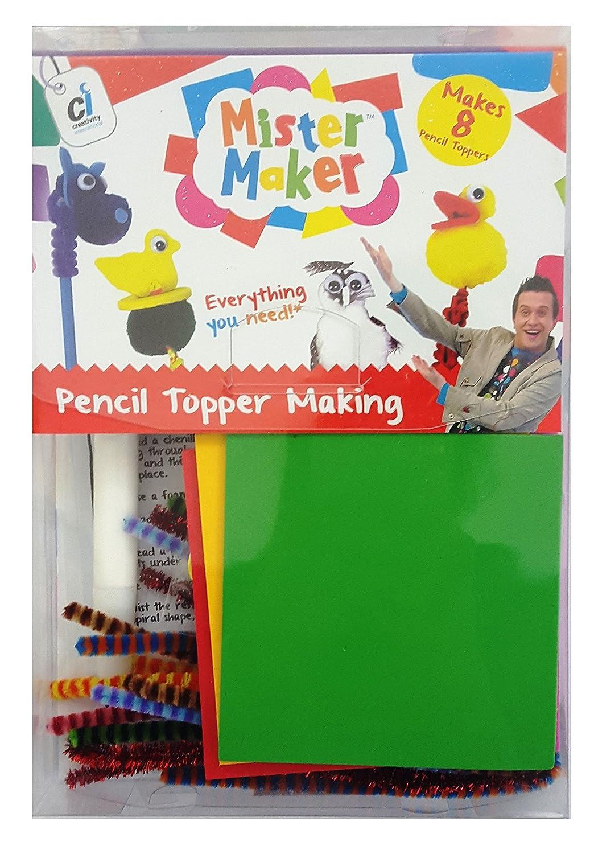 Mister Maker 88414Crayon Décorations Craft Kit CI
