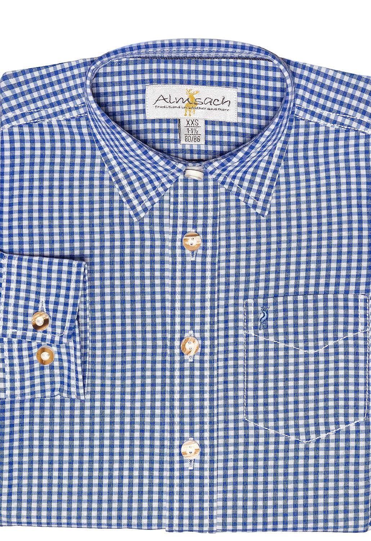 Almsach Kinder Trachtenhemd LF 307-Kid jeans