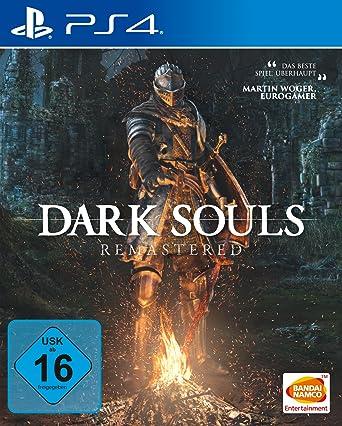 Dark Souls: Remastered - [PlayStation 4]: Amazon de: Games