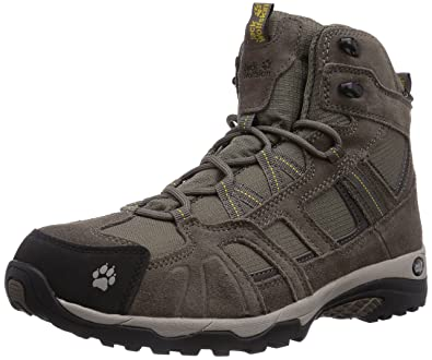 b4a8ba9e69c Jack Wolfskin Vojo Hike MID Texapore Men, Men High Rise Hiking