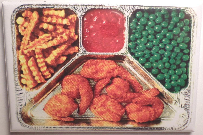 Fried Shrimp TV Dinner 2