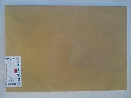 PAPEL DE PLOTTER FORMATO A2 420 X 594 MM. 80GR. PAQ: 250 HOJAS: Amazon.es: Oficina y papelería