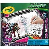 Crayola Light, Up Tracing Pad, Monster High