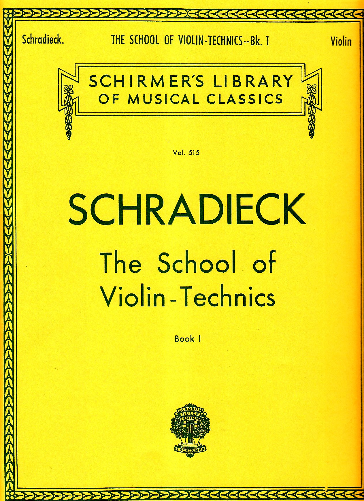 Amazon schradieck the school of violin technics book 1 amazon schradieck the school of violin technics book 1 exercises for promoting dexterity 9780793554331 henry schradieck books fandeluxe Images
