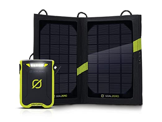 3 opinioni per Goal Zero Venture 30 Solar Charging Kit