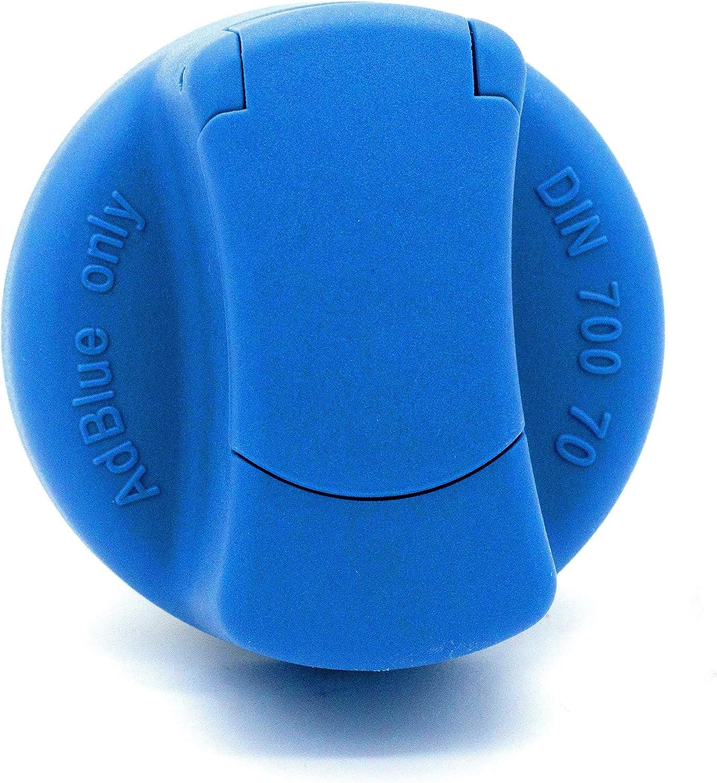 Jost Automotive 382 0001 00 Adblue Tankverschluss Für Mercedes Benz Man Ford Rheinmetall Blau 40 Mm Auto