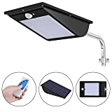 11000mAh Solar Lights Outdoor Wireless Motion
