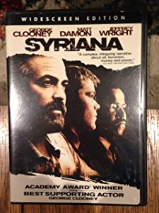 Warner Home Video Syriana - Widescreen (DVD Movie)