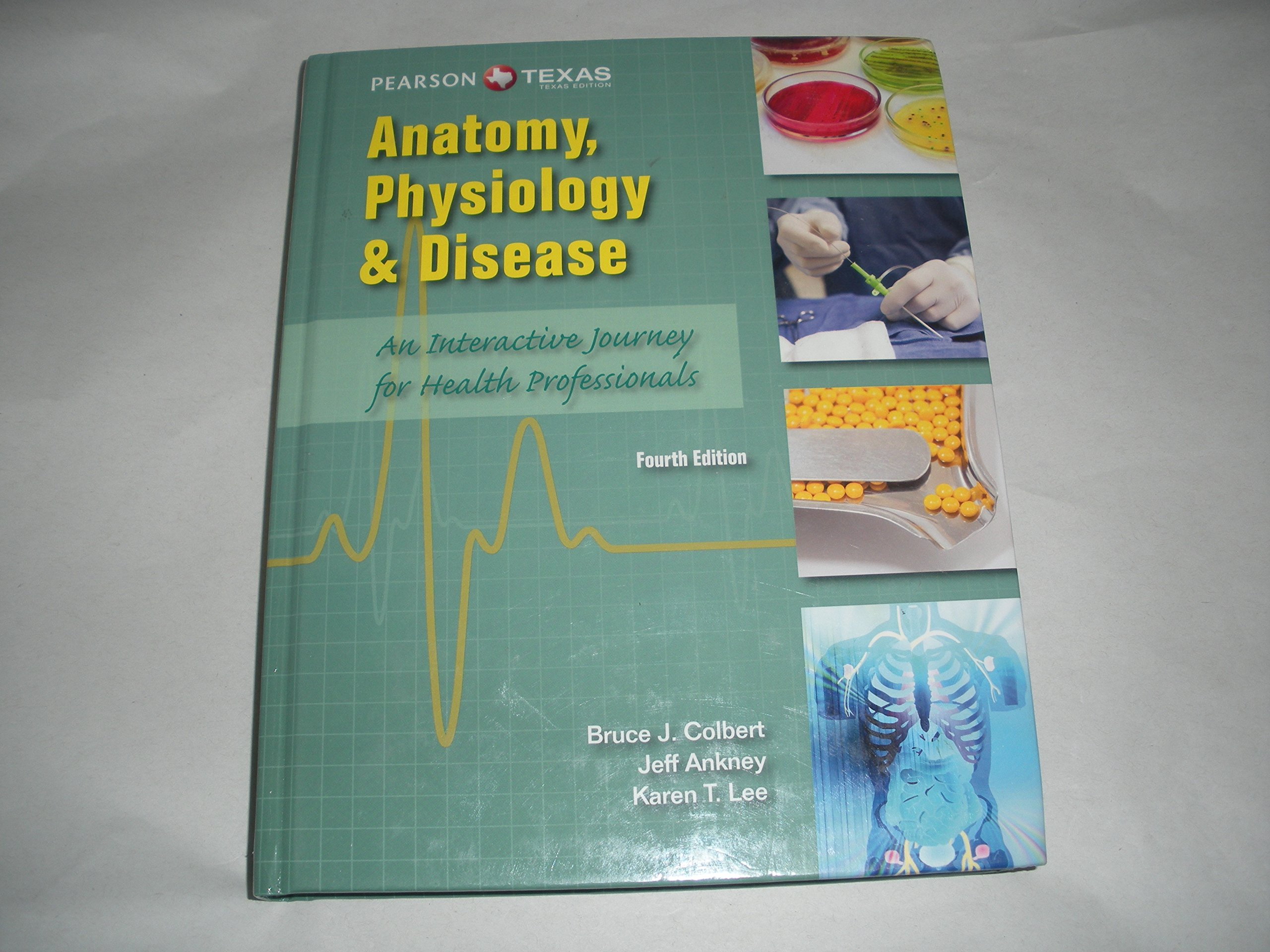 Download Anatomy, Physiology, and Disease -- Texas pdf