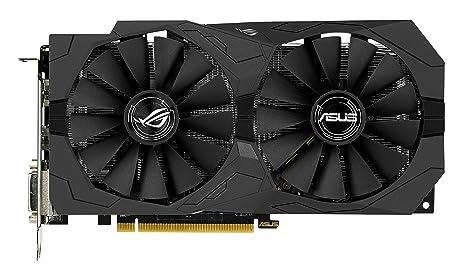 Asus STRIX-RX470-O4G-GAMING - Tarjeta gráfica (Strix, 4 GB, AMD ...