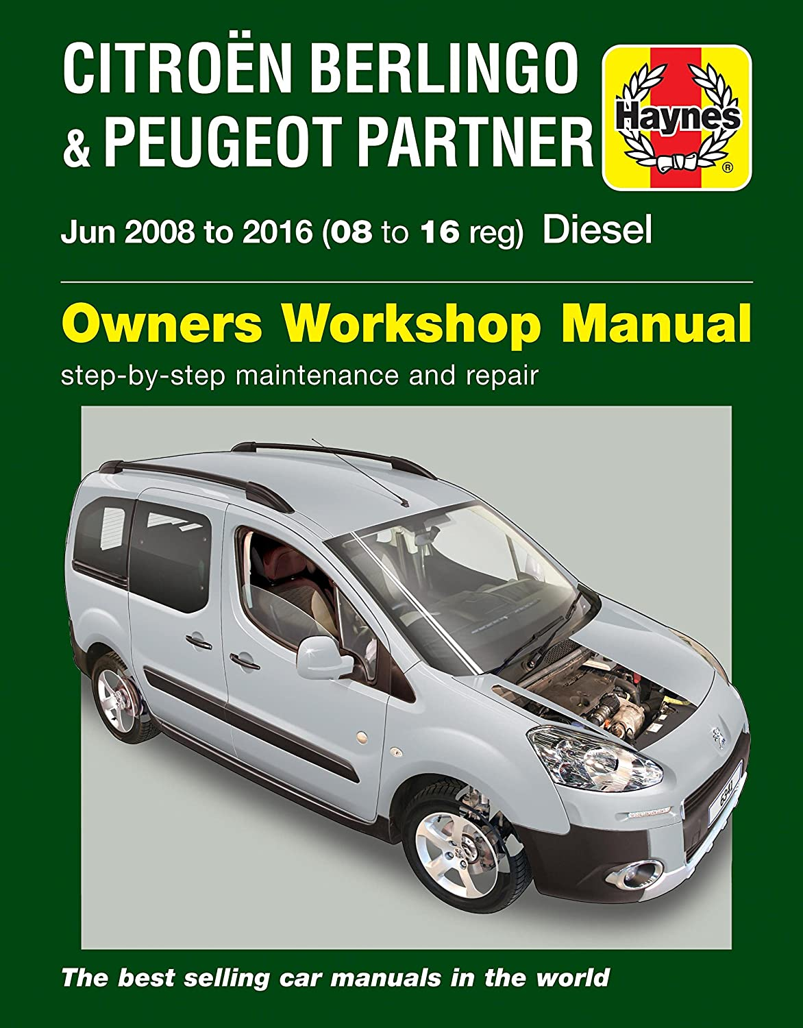 citroen berlingo peugeot partner diesel owners workshop manual rh amazon co uk Haynes Repair Manual Online View Haynes Repair Manuals Online