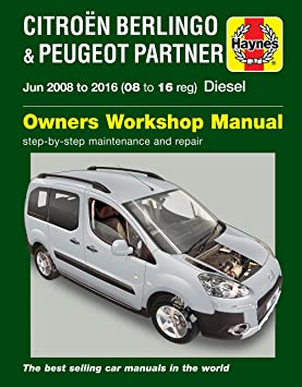 manual peugeot partner tepee pdf